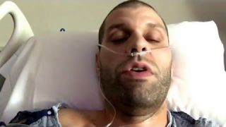Pectus Excavatum Williams Journey Video #9 - 02-18-2016 - two days after surgery