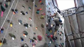 First Post-Op Climb!
